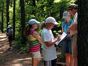 Sweet 16 Scavenger Hunt – State Park