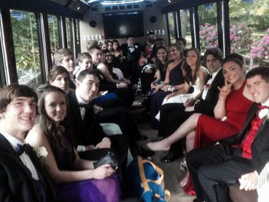 Luxury Liner Prom Night
