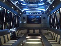 Luxury Liner interior