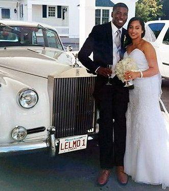 Le Limo wedding