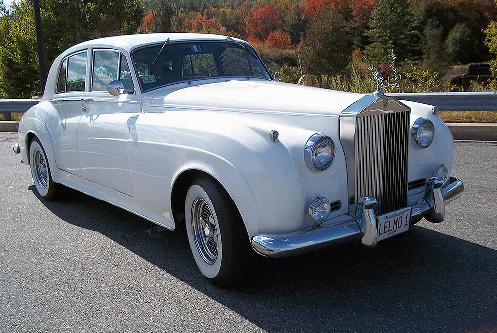 Le Limo Rolls Royce and Specialty Vehicles for Weddings and Special ...