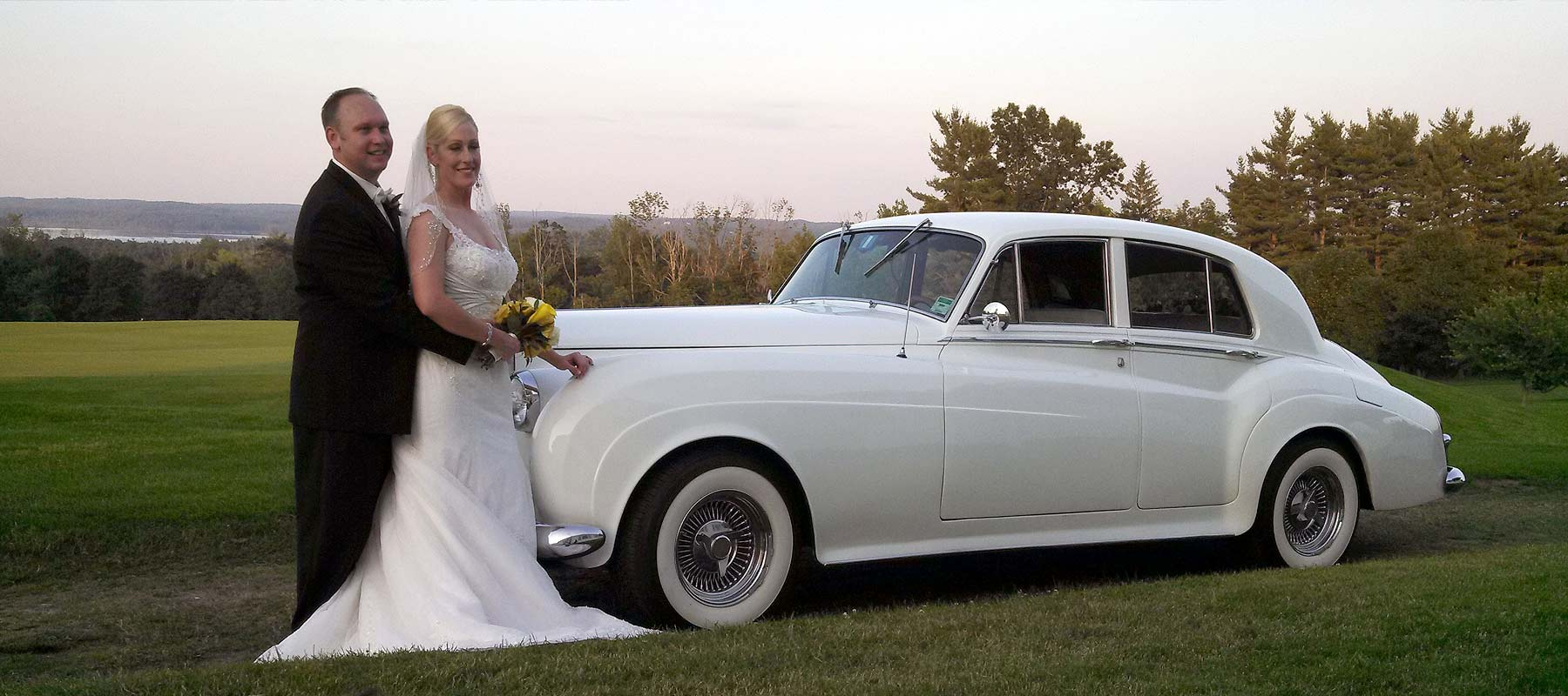 Le Limo Rolls Royce and Specialty Vehicles for Weddings and ...