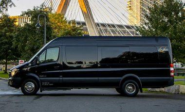 Meet the Fleet: Mercedes Sprinter