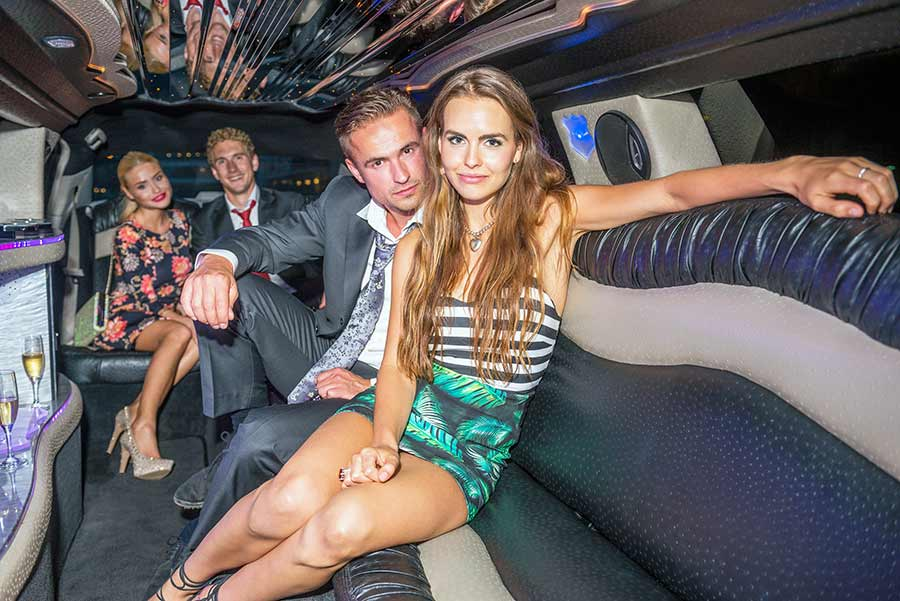Limousines for night out