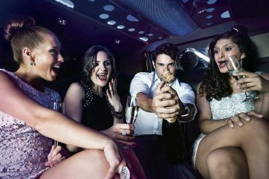 Take a Limo to Your Boston Theater Event