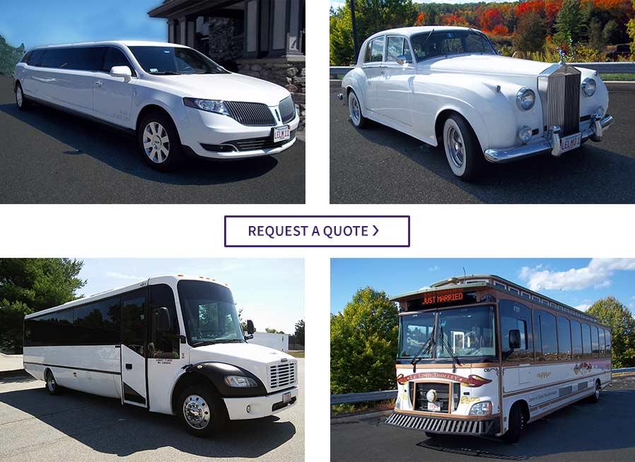 Le Limo Wedding Vehicles