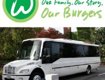 Walburgers Party Bus